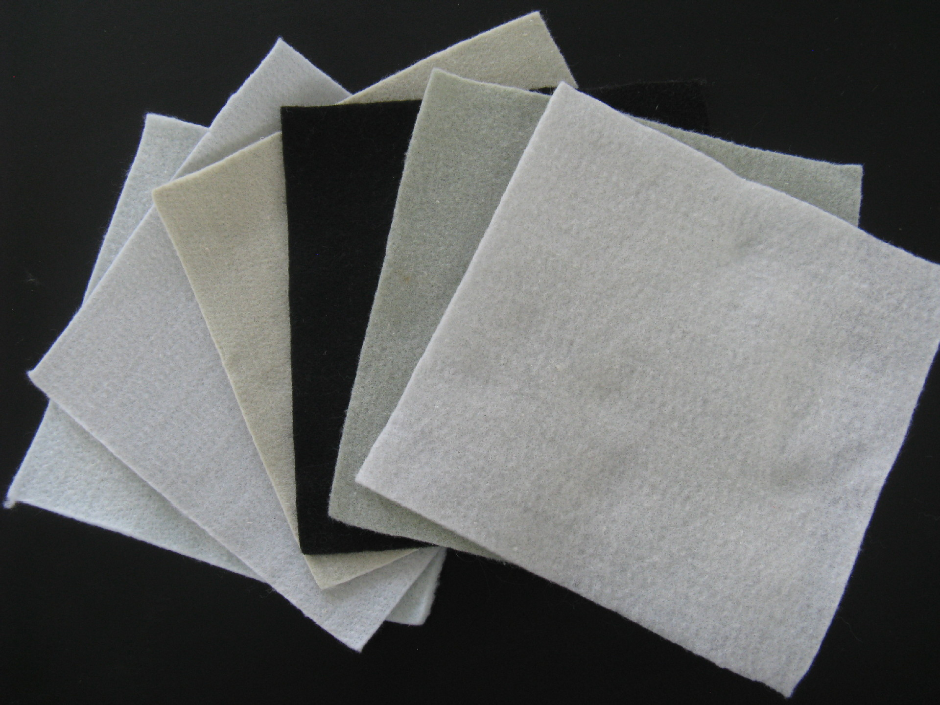 Needle-punched non-woven geotextile Manufacturers,Suppliers